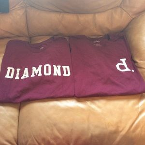 2 Diamond supply Co